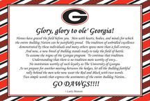 Dawgs. / by Delaney Langston