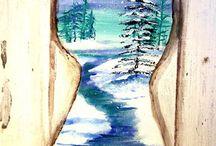 Teaching - Art / Ideas for art classes / by Jessica Darnall