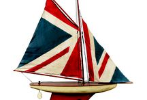 Antique Boat Replicas / High quality reproductions of classic sailing, power and fishing boats.  The perfect gift for any maritime enthusiast.   / by 1000Bulbs.com