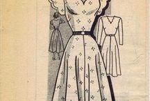 Vintage Pattern Wish List / by Shawn Mueller-Boddy