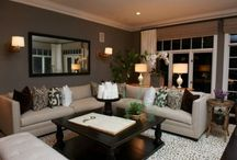 Den/Living Room Renovation / For the new den & living room decor / by Kendra Tritch
