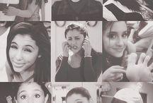 Ariana Grande. / by jordan spannagle