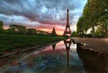 I LOVE eiffel tower <3 / by Tamara Tieman