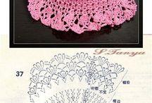 Baby hat crochet / by Ana Hernandez