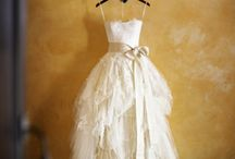 Wedding dress obsession  / by MaeLee Ashcraft