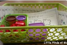 Literacy Stations / by Ashley Hinkle