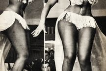 Black Burlesque / Featuring (mostly) vintage all black starlets, models, Playboy bunnies, vaudeville performers, cabaret singers, chorines, cover girls, shake girls and yes, burlesque icons. You're welcome.  / by Queen Esther