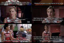 Glee / by Sam DiNardo