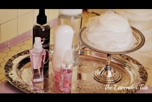Tips from my blog. / by The Lavender Tub - Ellie