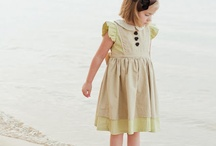 Georgia Vintage Dress Pattern  / These are pictures of the Georgia Vintage Dress Pattern by The Cottage Mama: www.thecottagemama.com / by The Cottage Mama - {Lindsay Wilkes}