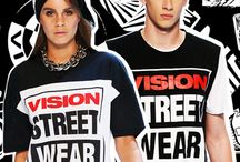 VISION STREET WEAR / (Re)Introducing the lords of '80s skate, General Pants Co. welcomes Vision Street Wear to the stable. / by General Pants Co.