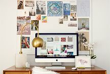 HOME // WORKSPACES / by Charlotte Dougall