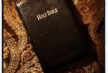 Holy Bible & Books / by Vic M.