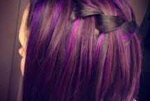 Hair ideas / by Christina Hish