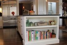 .kitchen. / Ideas for kitchen design and organization. / by Karli Brae