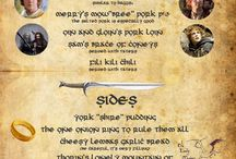 HOBBIT/LOTR INSPIRED FOOD / by serenity 422