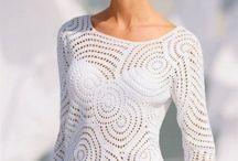 Crochet clothes / by Bernardita Piedrabuena