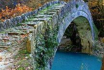 kameni mostovi / ston bridges / by Vesna Sokolić
