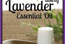 Essentail Oils / by Jane Kurucz, M.D.