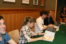 Peter and the Starcatcher script signing / by Ellen Gerstein