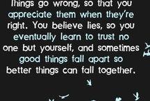 quotes / by Nicole Malott