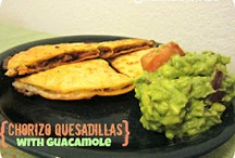 ~ Quesadilla Recipes / by Billie Hillier