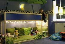 Owen's big boy room / by Nicole Wingate