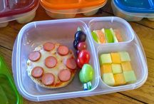 Fun Food for kids! / by Cami Coulson