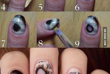 Nails  / by Ginny Gilmore
