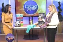 Professional Organizer Lisa On TV / Lisa Woodruff shares home organization solutions, home organization ideas and home organization tips and tricks on TV programs.  / by Lisa @ Organize 365