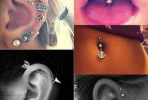 Piercings & Tattoos ;D / by Sierra Perry