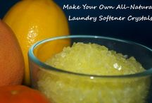 laundry and cleaning / by Rhonda Collogan