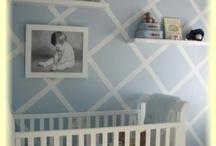 Nursery/Kids Room Ideas / by Elise