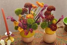 Thanksgiving Decorations / Decor / by Ruth R