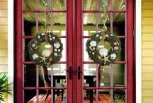 Door and Entrance Ideas / by DeeDee Deveau-Kintzing