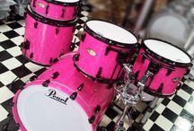 Drums / by Debi 14-in-2014