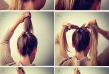 Office Hairstyles / by Katie ☮ Lewis