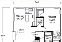 House plans / by Sherri Terry