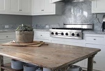 kitchens / by Sheri Bailey