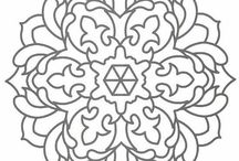 Coloring pages / by Kimberly Ritter