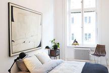 The Studio bedrooms / by hunter harmony