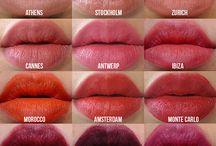 Cosmetics / by Martina Marvel