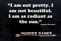 Hunger Games Obsession! / by Tine Marie