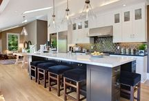 kitchen ideas / by Michelle Barbera