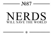 Nerd love / by Jess Cook