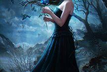 Dark Beauty / by Kimberly Hamner