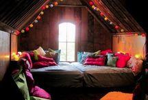 [home] attic getaway / by Magdalena Franco
