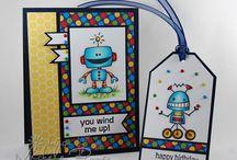 card ideas / by JoAnn JoBoogie Stamping