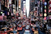 New York is my Boy Friend / by a.m.b.b.y. S