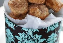 Baking - Donuts / by Bloggy Moms